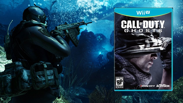 Call Of Duty Ghosts Confirmed For Wii U