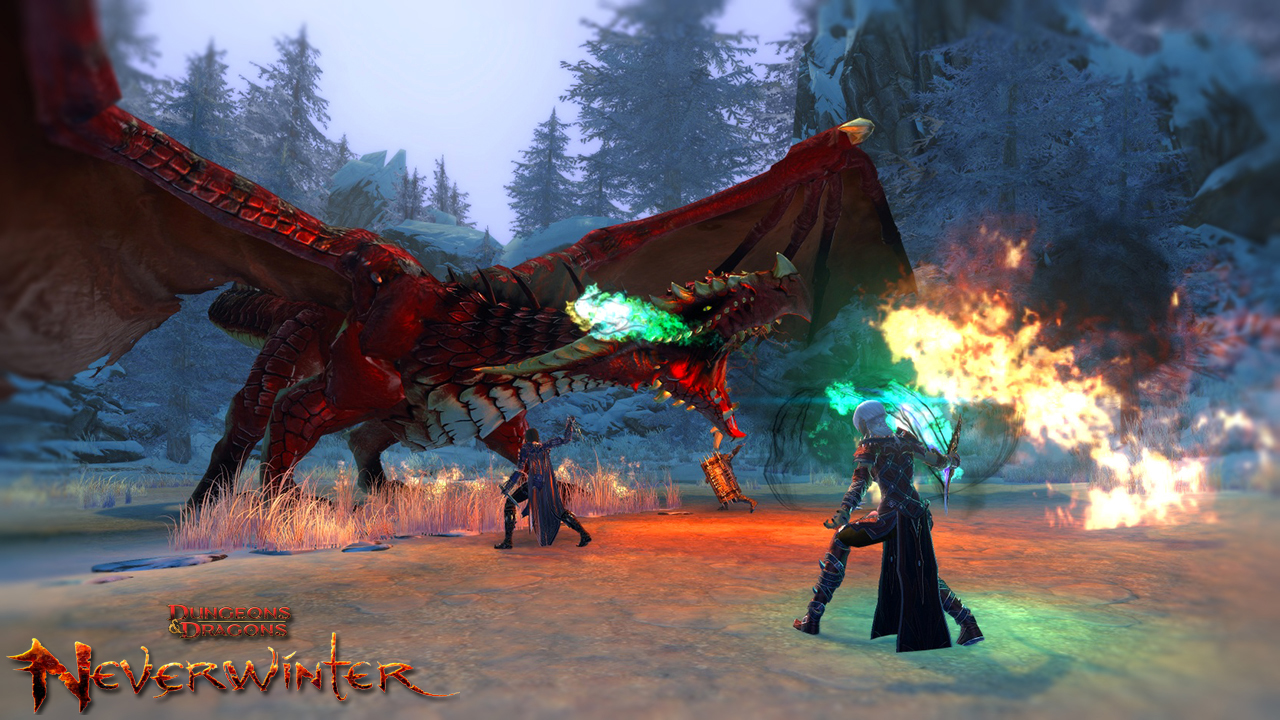 Neverwinter Closed Beta Launching On Xbox One Next Month