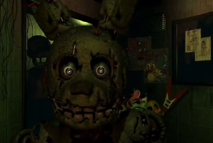 Five Nights At Freddys 3 Brings You Back To The Pizzeria