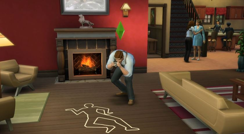 Take A Look At The Sims 4 Get To Works New Detective Career