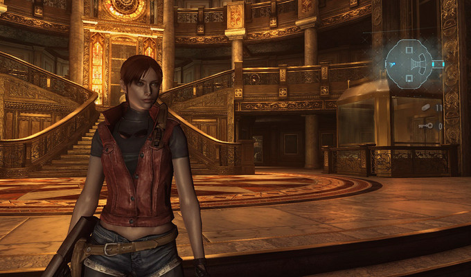 Capcom Adds Local Co Op Beta To Resident Evil Revelations 2 PC