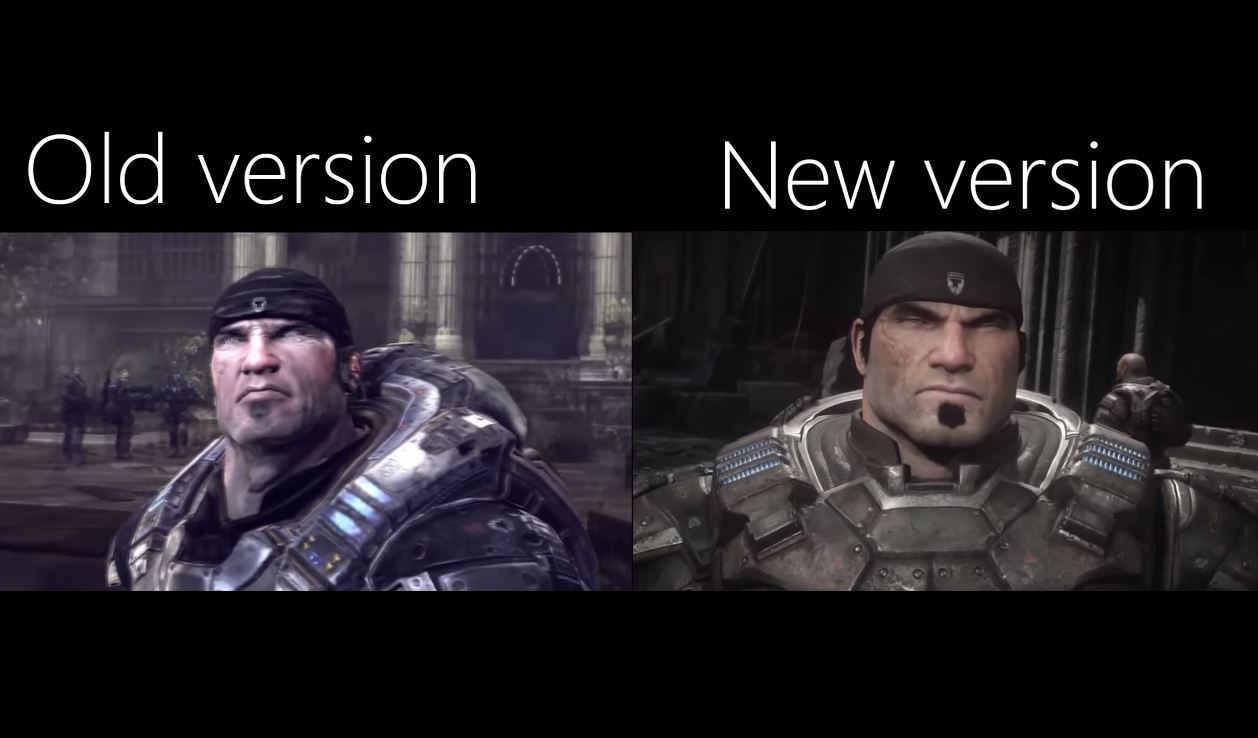 Heres How Gears Of War Ultimate Edition Cutscenes Compare With The Original