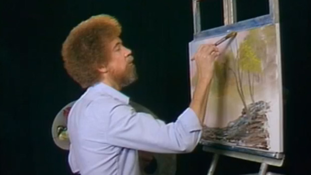Heres Why Twitch Is Streaming Bob Ross The Joy Of Painting