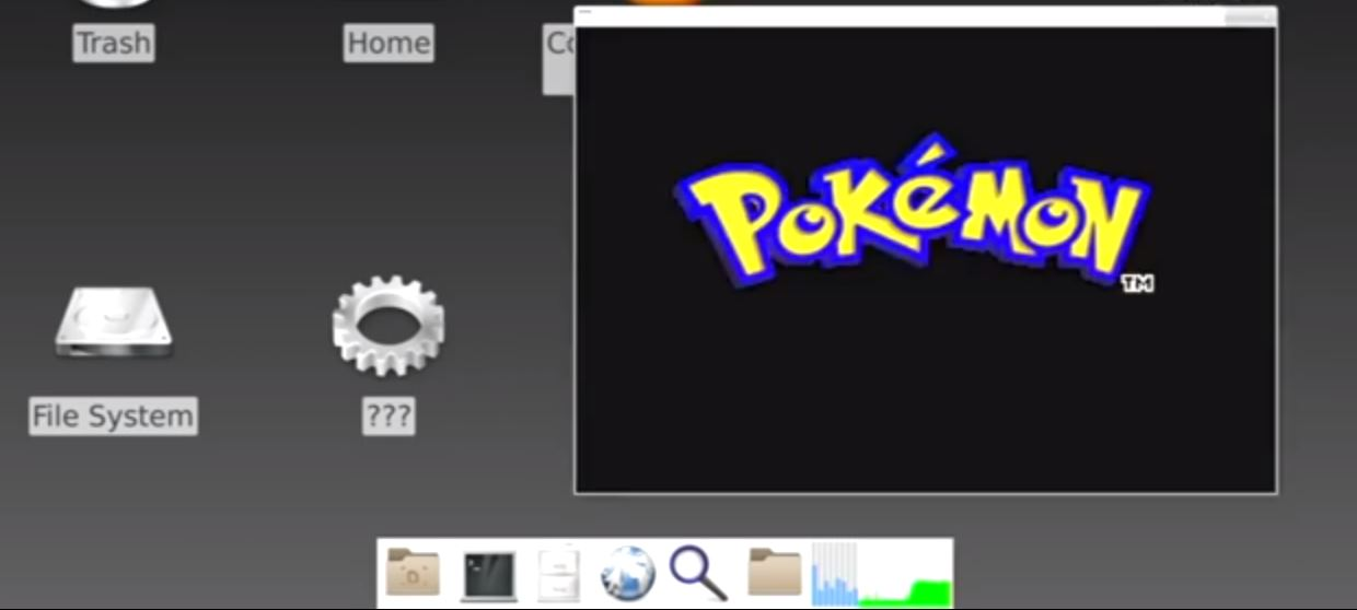 PS4 Hacked To Play Pokemon Emerald SteamOS Should Just Work