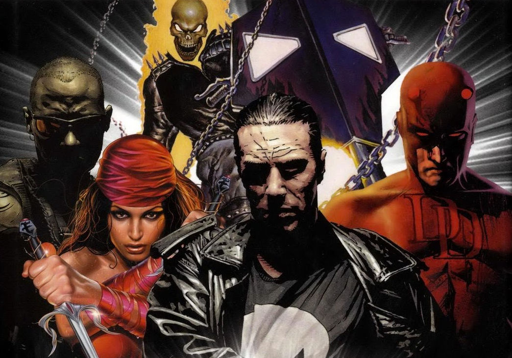 Image result for Marvel knights