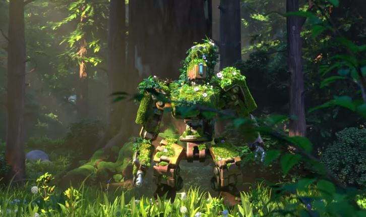 Overwatch Blizzards The Last Bastion Animated Short