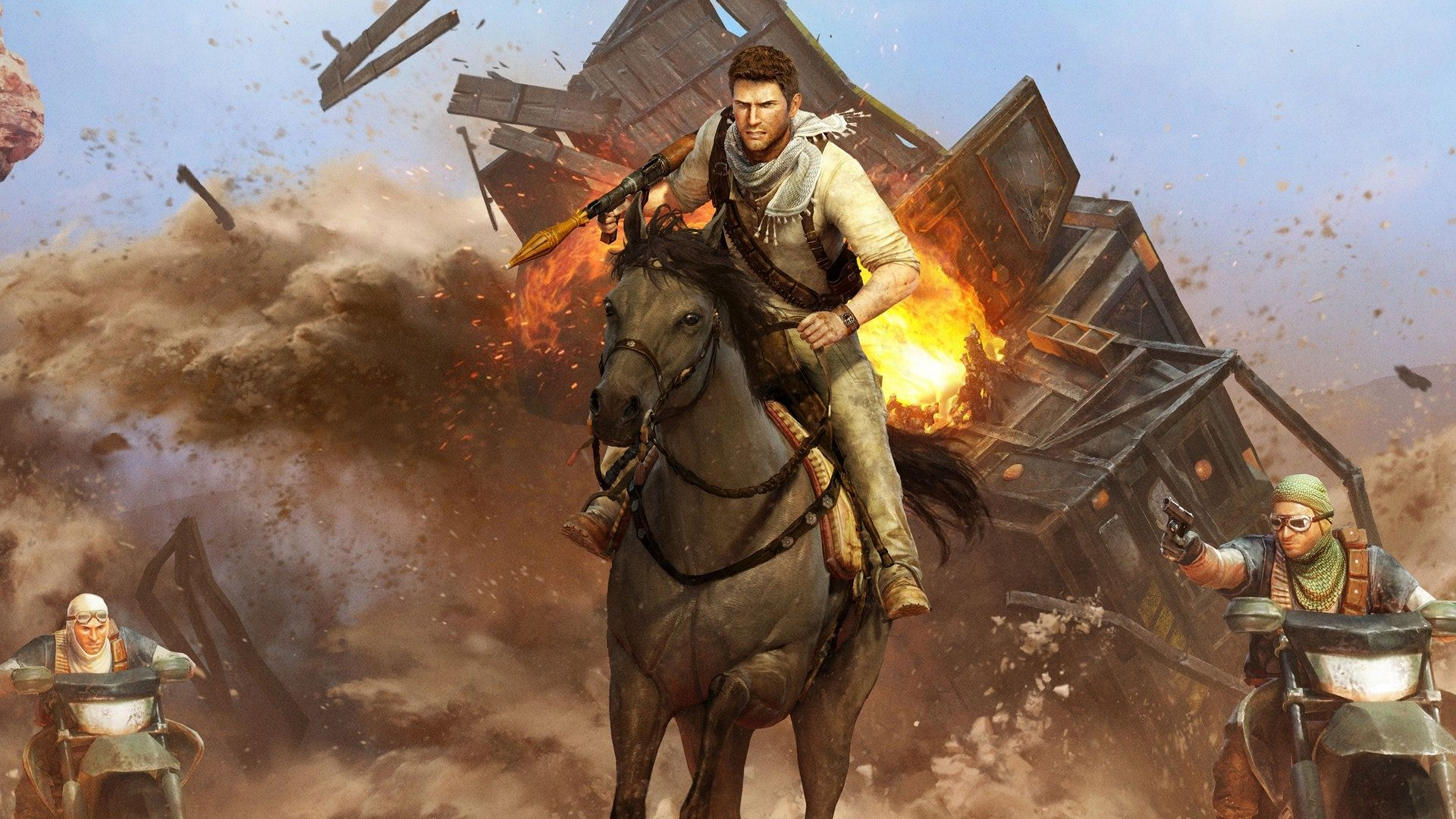 The Uncharted Movie Starts Shooting Next Summer Could