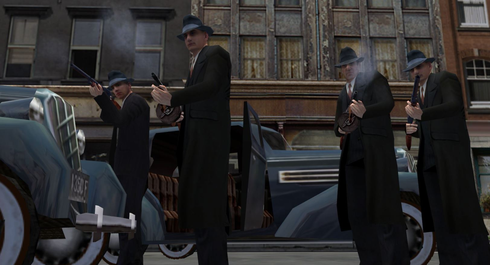 Mafia 1 Re Releases Exclusively On