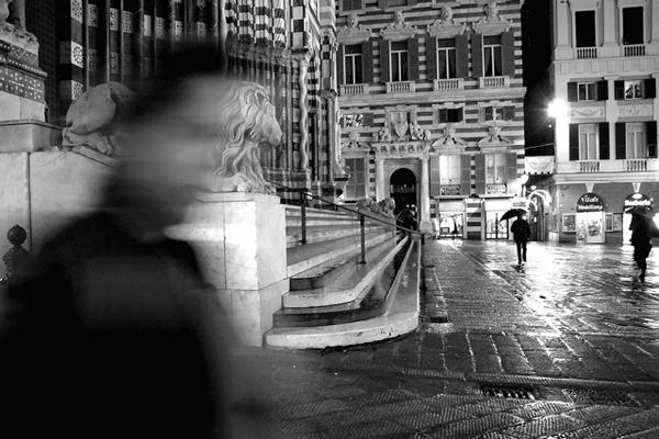 San Lorenzo - foto di Gianni Ansaldi - da La Repubblica Genova