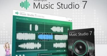 Download Ashampoo Music Studio 7 Edit & Burn MP3 Music Files