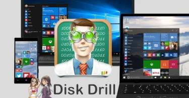 Download Disk Drill to Recover Deleted Files from Storage Devices