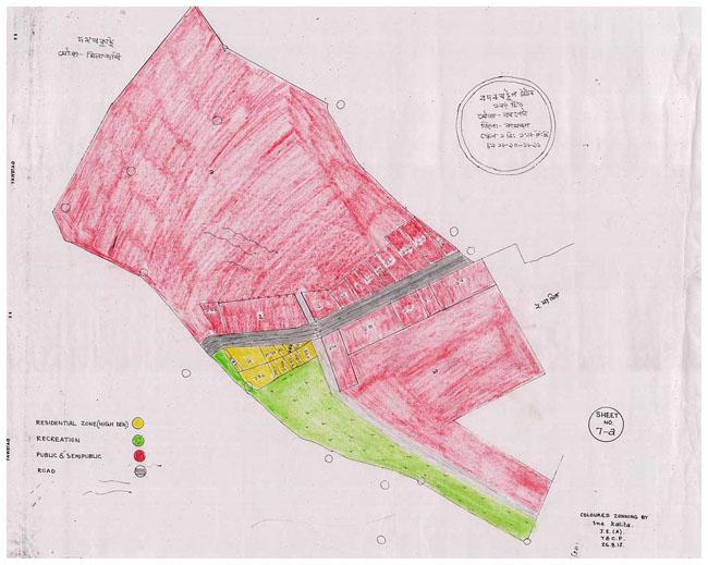 Badarpur Town Map-1