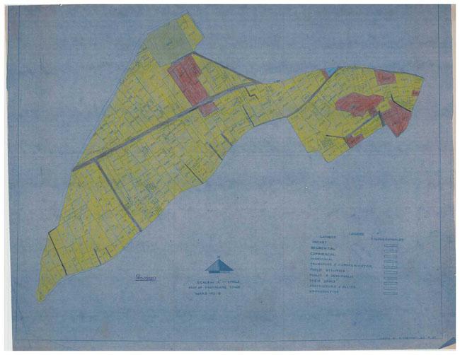 Karimganj Town Land Use Map Ward-6