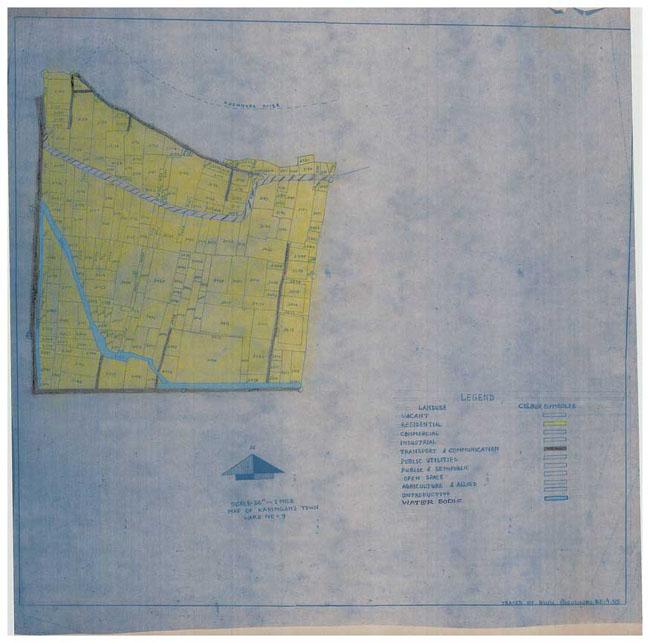 Karimganj Town Land Use Map Ward-7