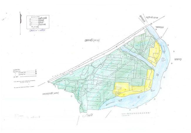 Bor Singmari Map