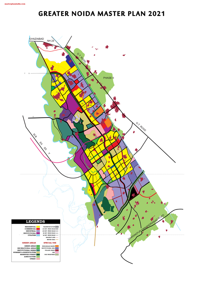 city of markham development map pdf