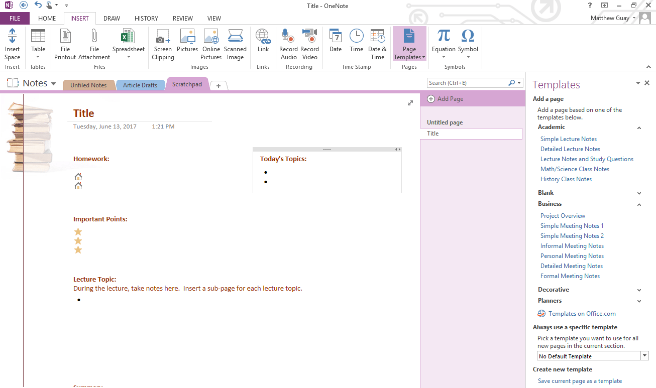 Download Microsoft OneNote 1803 Build 91262152 Windows