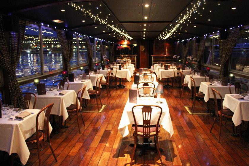 Bateau Croisire La Marina Restaurant Traditionnel