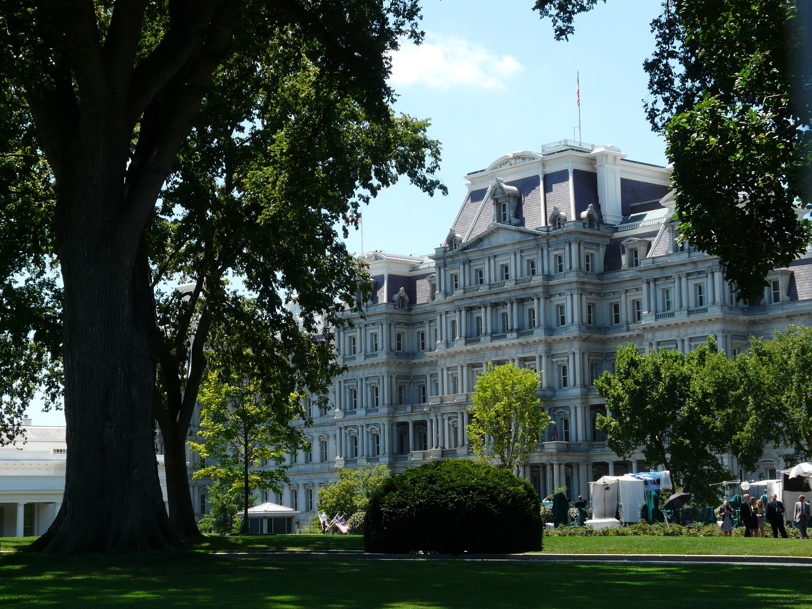 Quartier De La Maison Blanche Tourisme Washington