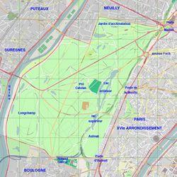 Bois De Boulogne Vikidia Lencyclopdie Des 8 13 Ans