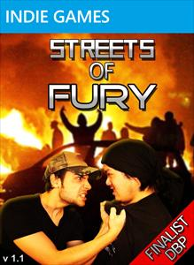 Streets Of Fury cover