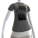 T-Shirt - RoboCop Text