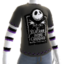 The Nightmare Before Christmas Logo Tee