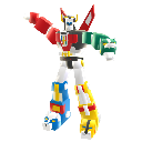 Mattel Blazing Sword Voltron Toy