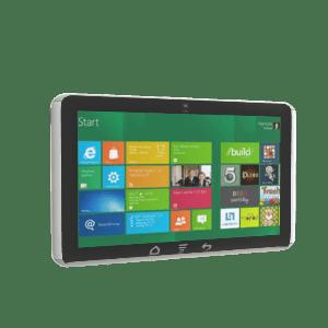 Internet Explorer 9 Tablet