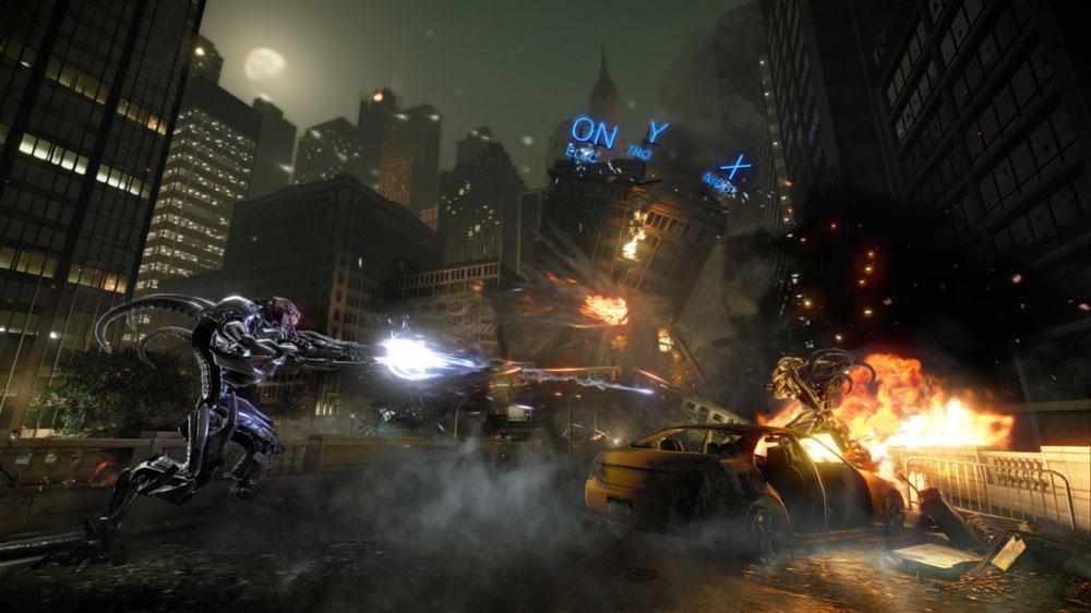 Immagine da Demo multigiocatore Crysis 2
