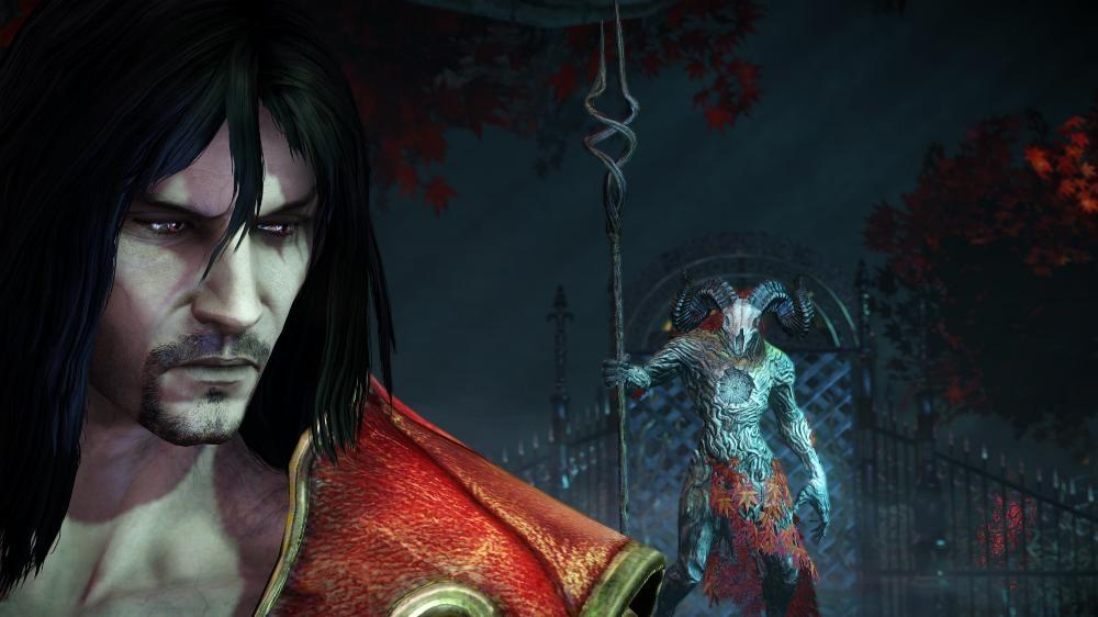 悪魔城ドラキュラ LoS 2 のイメージ