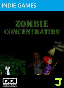 Zombie Concentration