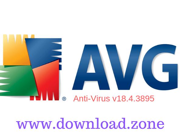 AVG Antivirus software free download for windows, mac