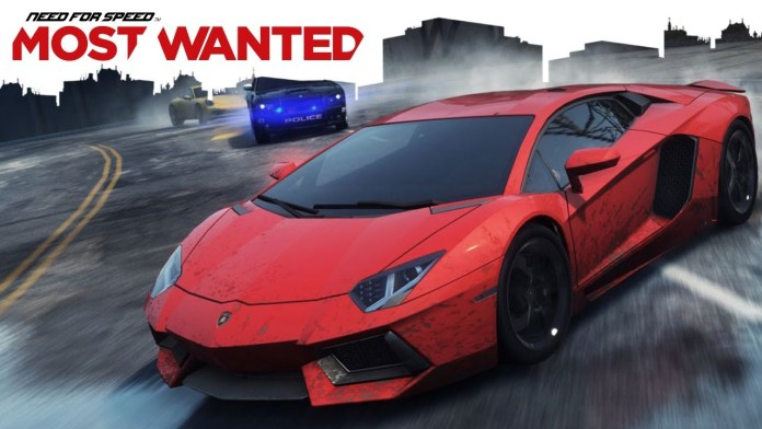 Need For Speed Most Wanted Game Picture