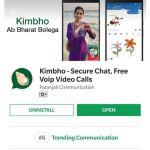 Kimbho App Features