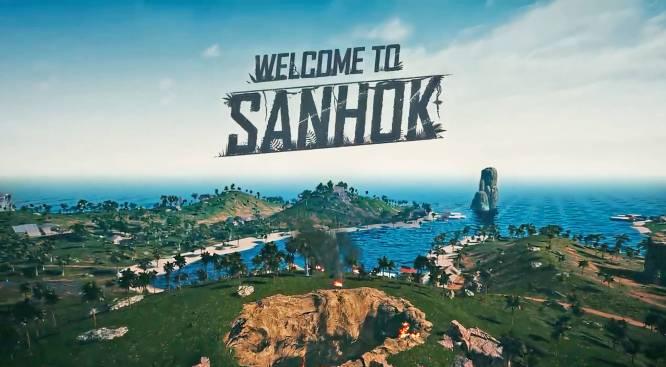 sanhok-update
