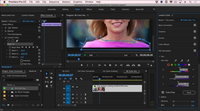 Adobe Premiere Pro CC 1