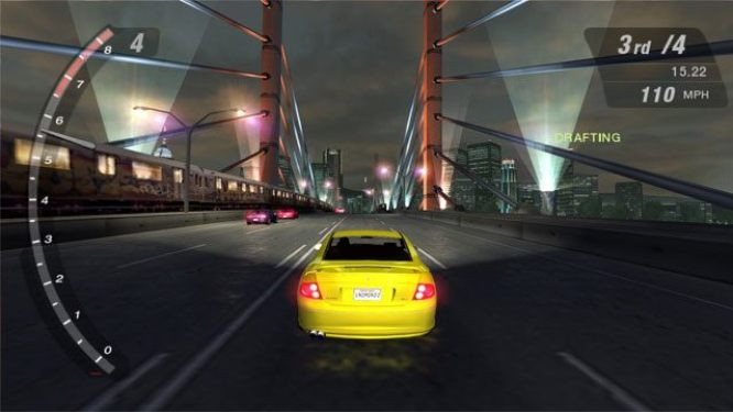 Need For Speed underground 2 Driving Picture
