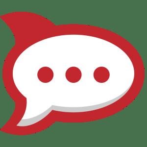 Rocket Chat logo