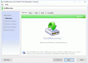 cardrecovery for Windows