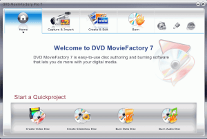 DVD MovieFactory
