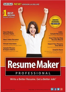 ResumeMaker Professional Logo