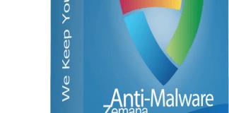 zemana antimalware banner