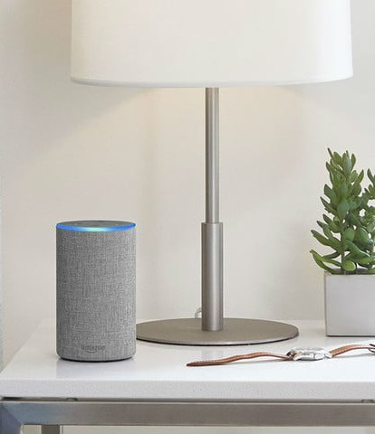 Amazon Echo Say Alexa