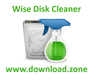 Wise Disk Cleaner logo