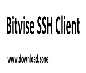 Bitvise SSH Client is a file transfer software for one