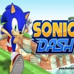 Sonic Dash game image