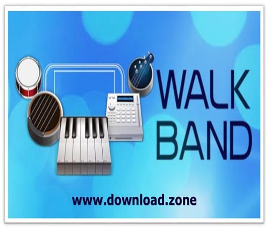 Walk band music