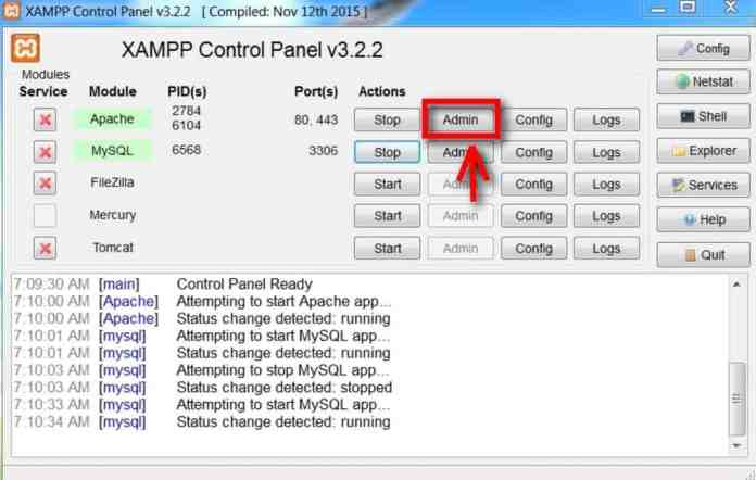 xampp-start-or-stop-service