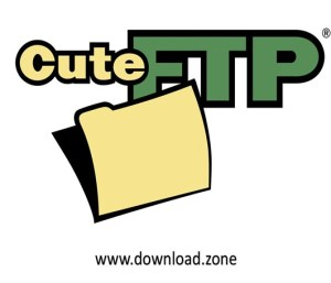 CuteFTP Picture
